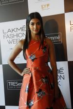 Pooja Hegde at Lakme fashion week model auditions on 14th Dec 2016 (7)_58525bd72647a.JPG