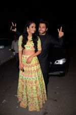 Asha Negi, Rithvik Dhanjani at kishwer merchant_s sangeet on 15th Dec 2016 (138)_5853a7b93c4a9.JPG