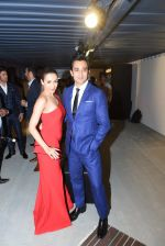 Malaika Arora Khan, Rahul Khanna at BMW mini car launch with Ravi Bajaj show on 15th Dec 2016 (27)_5853aa0b9ed83.JPG