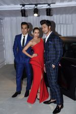 Rahul Khanna, Malaika Arora Khan, Vidyut Jamwal at BMW mini car launch with Ravi Bajaj show on 15th Dec 2016 (81)_5853aa0de3e9c.JPG