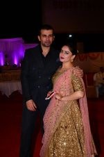 Mahi Vij, Jay Bhanushali at Photographer Munna S wedding reception on 18th Dec 2016 (215)_5857925b53c3a.JPG