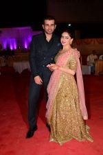 Mahi Vij, Jay Bhanushali at Photographer Munna S wedding reception on 18th Dec 2016 (218)_58579272882a8.JPG