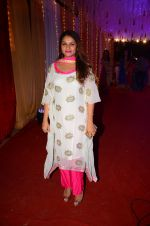Tejaswini Kolhapure at Photographer Munna S wedding reception on 18th Dec 2016 (149)_585792bd4e452.JPG