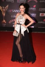 Evelyn Sharma at 14th Sansui COLORS Stardust Awards on 19th Dec 2016 (35)_5858d48c545bd.JPG