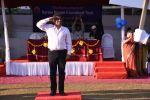 Johnny Lever at Jamnabai school sports meet for special children on 19th Dec 2016