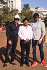 Manish Paul, Johnny Lever, Sharman Joshi at Jamnabai school sports meet for special children on 19th Dec 2016
