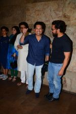 Aamir Khan, Sachin Tendulkar at Dangal Screening on 20th Dec 2016 (75)_585a2e48c0f5e.JPG