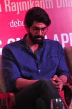 Rana Daggubati at the launch of Aishwarya R. Dhanush_s book Standing On an apple box on 20th Dec 2016 (188)_585a263f5c49a.JPG