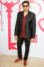 Zulfi Syed (Super Model, Actor & Celebrity DJ) at Harvey India_s Christmas Brunch hosted by Joe Rajan_585a1cedcec9f.JPG
