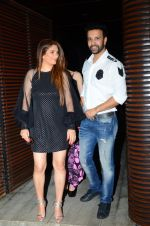 Aamir Ali, Sanjeeda Sheikh at Karishma Tanna bday Bash on 21st Dec 2016 (47)_585b88d116194.JPG