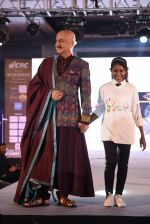 Anupam Kher walk for Lakshyam show at Brand of the Year Awards on 21st Dec 2016 (438)_585b8b7f78ed6.JPG