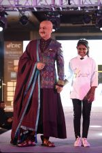 Anupam Kher walk for Lakshyam show at Brand of the Year Awards on 21st Dec 2016 (437)_585b8b6176a26.JPG