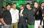 Kumaar, with Meet Brothers and Mika Singh at the celebration of Govinda_s Birthday and launch of AA GAYA HERO on 21st Dec 2016_585b8e803a9a5.JPG