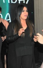 Mahima Chaudhary at the celebration of Govinda_s Birthday and launch of AA GAYA HERO on 21st Dec 2016_585b8e97b6fbb.JPG