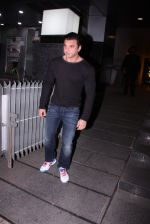 Sohail Khan snapped post dinner at Hakassan on 21st Dec 2016 (16)_585b89b998725.JPG