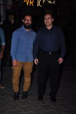 Aamir Khan at Dangal premiere on 22nd Dec 2016