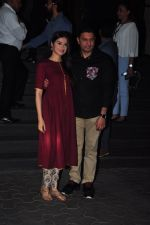 Divya Kumar, Bhushan Kumar at Dangal premiere on 22nd Dec 2016