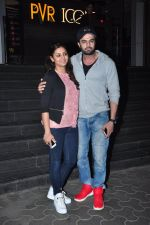 Manish Paul at Dangal premiere on 22nd Dec 2016