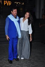 Shatrughan Sinha, Sonakshi Sinha at Dangal premiere on 22nd Dec 2016