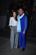 Sonakshi Sinha, Shatrughan Sinha at Dangal premiere on 22nd Dec 2016