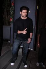 Suraj Pancholi at Farah Ali Khan
