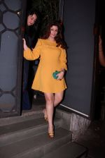 Twinkle Khanna at Farah Ali Khan