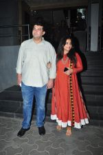 Vidya Balan, Siddharth Roy Kapoor at Dangal premiere on 22nd Dec 2016
