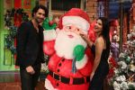Sunny Leone and her husband Daniel Weber on the sets of The Kapil Sharma Show on 24th Dec 2016 (13)_5860c152403db.jpg