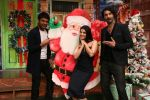 Sunny Leone and her husband Daniel Weber on the sets of The Kapil Sharma Show on 24th Dec 2016 (14)_5860c15595ee1.jpg