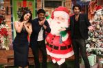 Sunny Leone and her husband Daniel Weber on the sets of The Kapil Sharma Show on 24th Dec 2016 (15)_5860c15935849.jpg