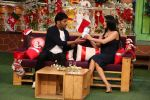 Sunny Leone and her husband Daniel Weber on the sets of The Kapil Sharma Show on 24th Dec 2016 (7)_5860c14720284.jpg