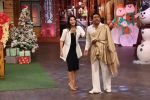 Sunny Leone and her husband Daniel Weber on the sets of The Kapil Sharma Show on 24th Dec 2016 (8)_5860c148d30c4.jpg