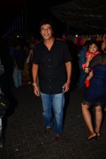 Chunky Pandey snapped at Mount Mary Church on 24th Dec 2016 (24)_586218340d70f.JPG