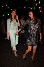 Lulia Vantur snapped at Mount Mary Church on 24th Dec 2016 (24)_58621843b1b44.JPG