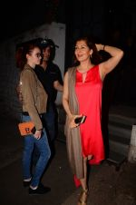 Sangeeta Bijlani snapped at Corner House in Bandra on 24th Dec 2016 (44)_586218a671ddf.JPG