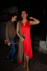 Sangeeta Bijlani snapped at Corner House in Bandra on 24th Dec 2016 (45)_586218a71cad2.JPG