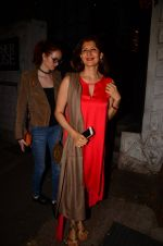 Sangeeta Bijlani snapped at Corner House in Bandra on 24th Dec 2016 (47)_586218a87163f.JPG