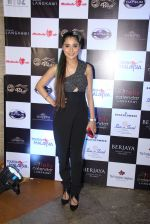Sara Khan at Tele calendar launch on 26th Dec 2016 (67)_58625ba531148.JPG