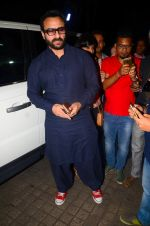 Saif Ali Khan watches Dangal on 27th Dec 2016 (10)_586368f3bf222.JPG