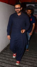 Saif Ali Khan watches Dangal on 27th Dec 2016 (3)_586368efc5178.JPG