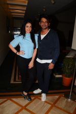 Sunil Grover and Anjana Sukhani at Coffe with D promotions on 27th Dec 2016 (21)_586368a8d72bd.JPG