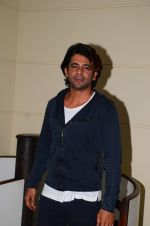 Sunil Grover at Coffe with D promotions on 27th Dec 2016 (4)_586368b765a9b.JPG