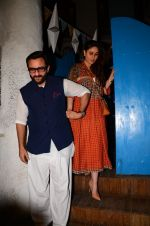 Saif Ali Khan, Kareena Kapoor snapped on 28th Dec 2016 (16)_5864bba640b0c.JPG