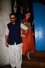 Saif Ali Khan, Kareena Kapoor snapped on 28th Dec 2016 (17)_5864bb8fa45f9.JPG