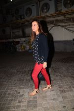 Dia Mirza watches Dangal on 29th Dec 2016 (11)_5866050051e5c.JPG