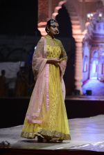 Model at Anju Modi Luxury Festive 2017 collection on 29th Dec 2016 (14)_586605ef524e4.JPG