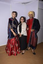 Model at Anju Modi Luxury Festive 2017 collection on 29th Dec 2016 (177)_58660655e1f8a.JPG