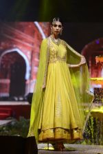 Model at Anju Modi Luxury Festive 2017 collection on 29th Dec 2016 (33)_586605fb15ace.JPG