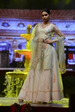 Model at Anju Modi Luxury Festive 2017 collection on 29th Dec 2016 (4)_586605e9bca45.JPG