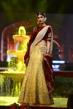 Model at Anju Modi Luxury Festive 2017 collection on 29th Dec 2016 (44)_58660602cbcfc.JPG